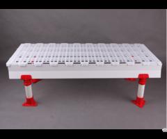 Poultry Farm Plastic Slat Floor For Chicken