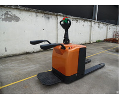 Electric Pallet Truck For 2 Ton