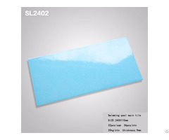 Swimming Pool Tiles International Standard