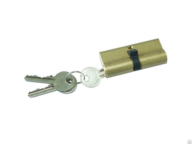 European Profile Door Lock Cylinder Types For Brass