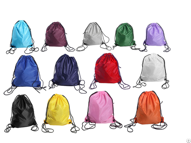 Large Drawstring Bags Backpack Tote Cinch Sack
