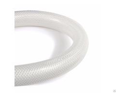 Type Gf Glass Fiber Braid Reinforced Silicone Hose