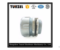 China Manufacturer Tube Adjustable Quincunx Straight Liquid Tight Connector