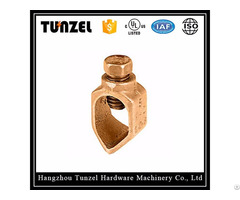 Electrical Copper Ground Rod Clamp By China Suppliers