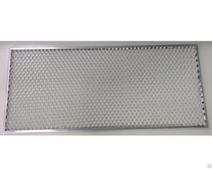 Framed By Aluminum Or Stainless Steel Honeycomb Core