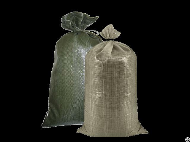 Woven Sandbags