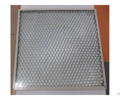 Glass Honeycomb Core Applied In Light Cover
