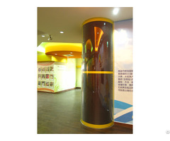 Honeycomb Core With Glass Cover Of Decorative Cylinders