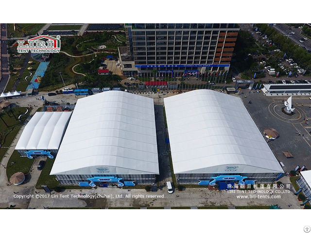 Large Exhibtition Aluminum Tent For Outdoor Event