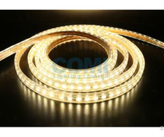 Ip67 Constant Current High Voltage 6w M 2835 Led Strip Light With Power Supply