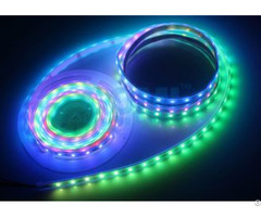 Lpd6803 External Ic High Output Pixel Led Ribbon Lights Under Cabinet Tape Lighting