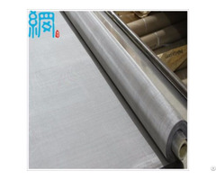 Twilled Weave Stainless Steel Wire Mesh In Rolls