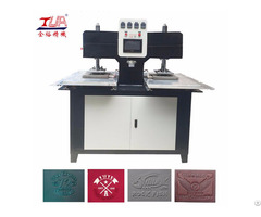 Label Embossing Machine For Clothes