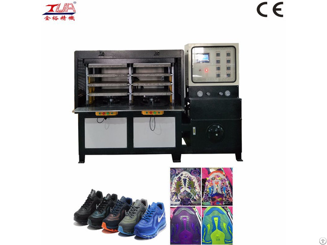 Forming Machine For Kpu Shoes Upper