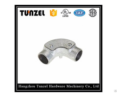 China Suppliers Galvanized Malleable Electrical Conduit Inspection Elbow