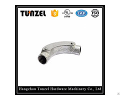 Hot Dip Galvanized Malleable 20mm 25mm Inspection Bend By China Suppliers