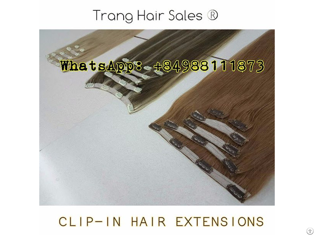 Full Head Set Clip In Hair Extensions
