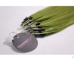 Micro Loop Hair Extensions Wholesale Price Top Gold Supplier