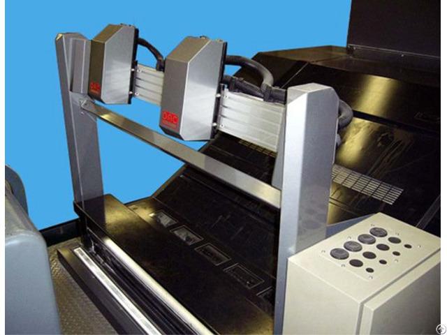 Online Sheet Fed Inspection System
