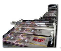 Gravure Print Inspection System Trinity Series