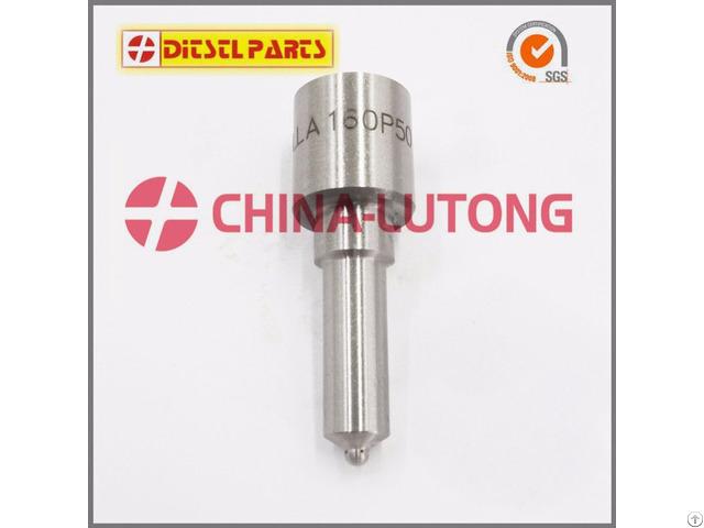 Diesel Injector Nozzle 093400 5500 Dlla160p50 For Mitsubishi 4d32 4d33 4d31 5 0 29 160