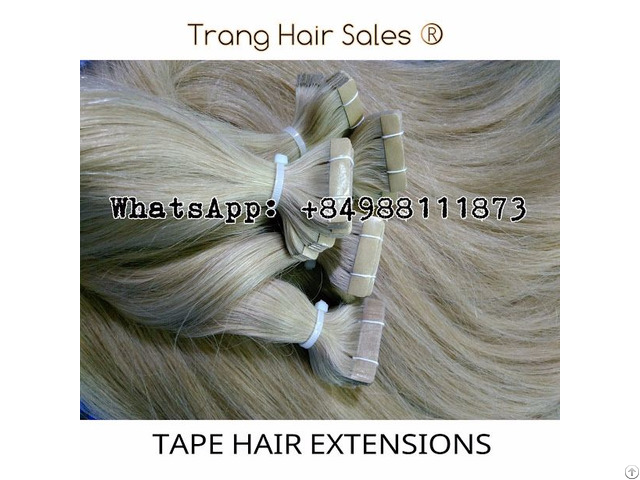 Pu Tape In Hair Extensions Wholesale Price Top Gold Supplier