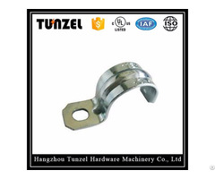 Electrical Bs Conduit Fittings Malleable Half Saddle
