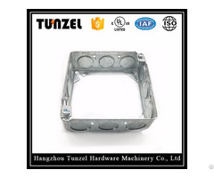 Manufacturing Steel Square Case Electrical Conduit Box Extension By China Suppliers