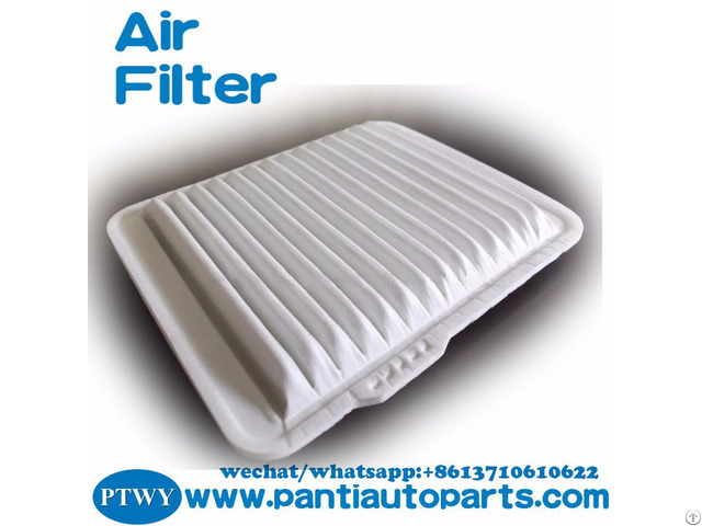 High Quality Air Filter 13780 78j00 For Car