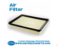 High Quality Car Air Filter 24508572 25096932 For Auto Parts