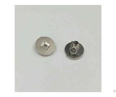 Zinc Alloy Lock Cylinder Part Ag40a Z A4 G Znal4 Nickel Plating