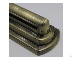 Aluminium Alloy Adc12 Die Casting Door Drawer Handle Lock Case