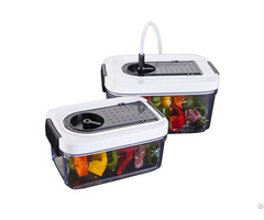 Convenient Vacuum Sealer Canister Can075150