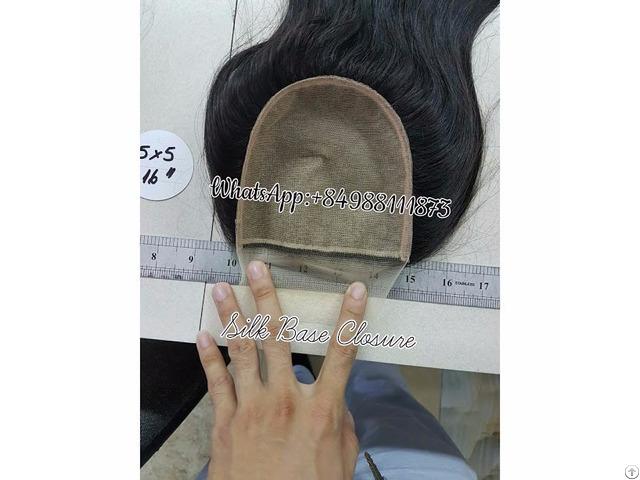 Silk Base Closures Wholesale Price Premium Quality