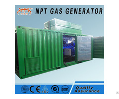 Ce Approved 500kw Biogas Genset