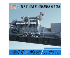 Ce Approved 1000kw Gas Genset