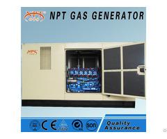 80kw Biomass Gas Genset