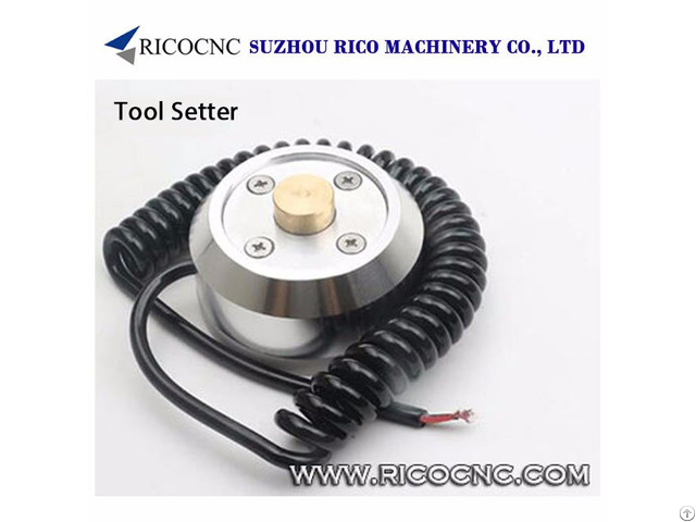 Auto Tool Setter Sensor For Cnc Router Machines Z Axis Zero Pre Setting