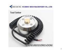 Auto Tool Setter Sensor For Cnc Router Machines Z Axis Zero Pre Setting