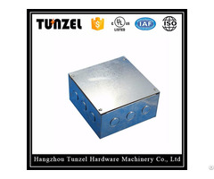China Supplier Steel Electric Waterproof Junction Box For Cable