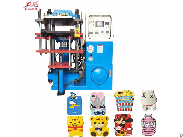 Russian World Cup Gift Silicone Phone Case Heat Press Making Machine