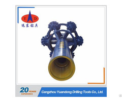 Hot Sale Hdd Rock Reamer In Trenchless Project For Oil Gas Water Well