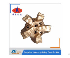 Hot Sale Pdc Drill Bit For Oil Water Well Drilling