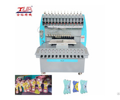 Pvc Slipper Cover Dispensing Machine