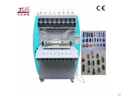 Pvc Zipper Automatic Head Dropping Machine Of Production Line