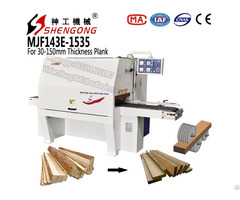 Multi Rip Saw Machine