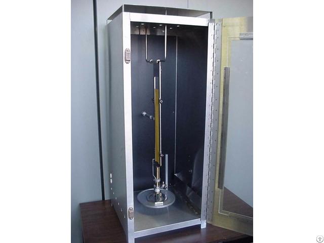 Astm D6413 99 Vertical Flammability Chamber