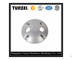 """4"""" Two Holes Round Extension And Rings Box Cover"""
