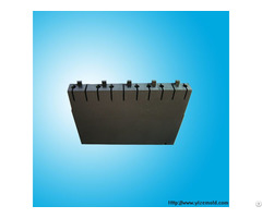Mitsubishi Punch Mould Part By Injection Plastic Mold Supplier