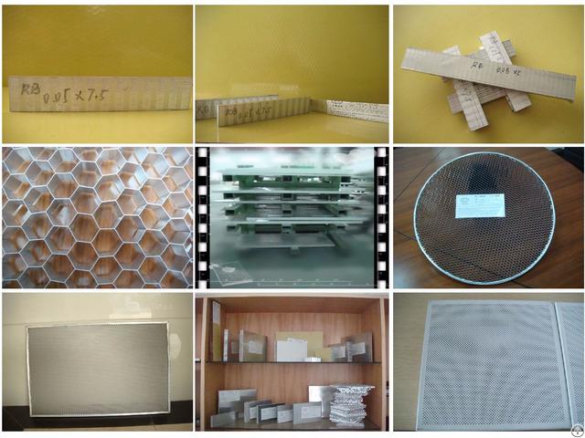 Aluminum Honeycomb Core Thickness 3mm 50mm